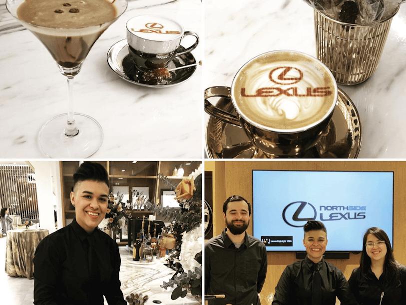Northside Lexus Espresso Bar